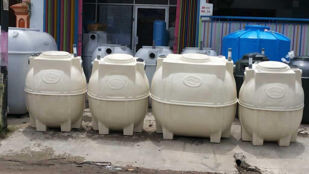 septic tank BioGift MG series