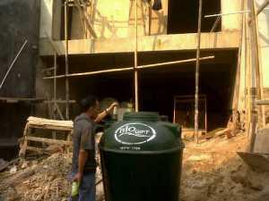 septic tank biogift b sries